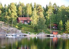 Själbottna in Stockholm's Archipelago   Cruising Attitude Sailing Blog   Discovery 55