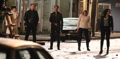 """Ginnifer Goodwin, Josh Dallas, Colin O'Donoghue and Jennifer Morrison - Behind the scenes - 4 * 22 """"Operation Mongoose Part 2"""" 1st April 2015"""