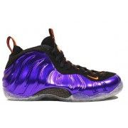 314996-501 Nike Air Foamposite One Electro Purple Total Orange Black B02033 $109.00  http://www.blackonshoes.com