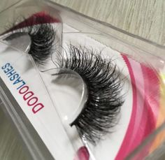 58ab6894f3c NEW 3D Mink lashes D301 | DODOLASHES -100% Mink lashes- ONLY $5-