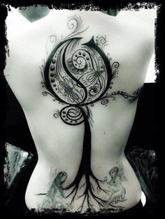 Opeth tattoo
