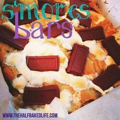 S' Mores Bars