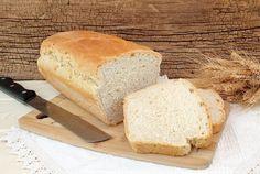 Paine cu smantana Bread, Food, Brot, Essen, Baking, Meals, Breads, Buns, Yemek