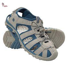 Le Camping Chaussures durables Mountain Warehouse Boots imperm/éables Rapid pour Femmes Semelle en Caoutchouc Rev/êtement en Daim et Maille pour Les Voyages