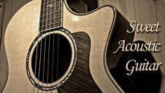 Sweet Melodious Acoustic Guitar Backing Track A Major