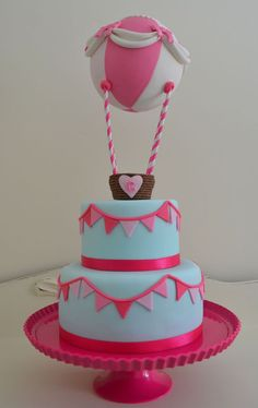 Up, up and away Cake