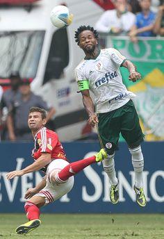 Zé Roberto - Palmeiras 1x0 Botafogo/SP - Allianz Parque - Campeonato Paulista 12/04/2015