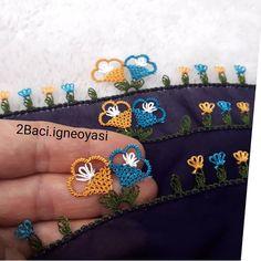 Fotoğraf açıklaması yok. Seed Bead Tutorials, Beading Tutorials, Needle Tatting, Needle Lace, Baby Knitting Patterns, Crochet Patterns, Cross Art, Knitted Shawls, Knitting Socks
