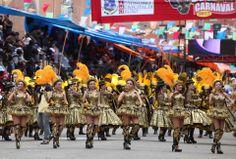 Pronto el Carnaval de Oruro 2014! Más información en: www.latebolivia.com