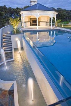 one big pool