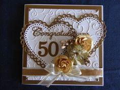 50th Anniversary Card                                                                                                                                                     Plus