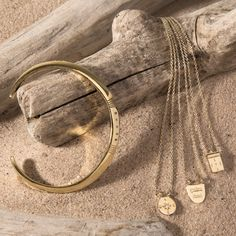 The Hero Jewelry - The Brave Collection artists practice traditional metalwork techniques with brass, silver and gold vermeil materials. This yields a selection of high quality pieces that will stand out in your accessory arsenal for years to come.