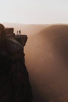 Intimate Adventure Wedding in Yosemite National Park