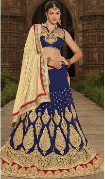 #Georgette Fabric Circular Style Lehenga Choli in Navy #Blue Color | FH457971615 #heenastyle, #designer, #lehengas, #choli, #collection, #women, #online, #wedding , #Bollywood, #stylish, #indian, #party, #ghagra, #casual, #sangeet, #mehendi, #navratri, #fashion, #boutique, #mode, #henna, #wedding, #fashion-week, #ceremony, #receptions, #ring , #dupatta , #chunni , @heenastyle , #Circular , #engagement