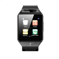 GV08S Bluetooth Smart Watch with Camera Android Phone Watch Antilost Smartwatch Support SIM Micro SD Card Digital Guru Shop Check it out here---> digitalgurushop.c...