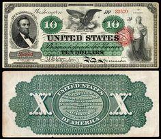 $10 1863