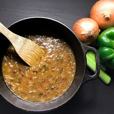 The Trinity Roux™: A Grain Free, Paleo, and Gluten Free Roux from A Sprinkling of Cayenne. | https://asprinklingofcayenne.com