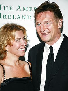 Natasha Richardson Michael Richard Antonio Neeson And