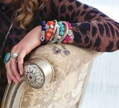 Nice arm party!