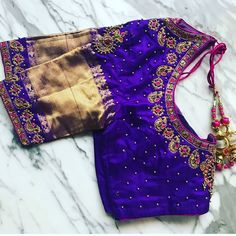New Saree Blouse Designs, Cutwork Blouse Designs, Patch Work Blouse Designs, Hand Work Blouse Design, Embroidery Neck Designs, Stylish Blouse Design, Bridal Blouse Designs, Mirror Blouse Design, Churidar Neck Designs