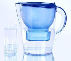 alkaline water filter pitcher