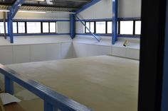 6th form room being built
