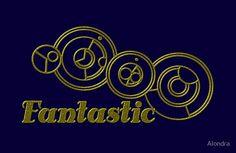 Fantastic in Golden Gallifreyan - Doctor Who