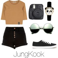 ⚘♥ «Jungkook inspired Outfits Bts»♥⚘~
