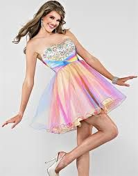 vestidos de fiesta cortos 2014 para adolescentes - Buscar con Google