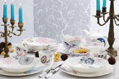 Mix and Match (bone china) - Elinno
