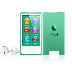 iPod nano зулёный:)