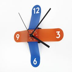Sticker Clock
