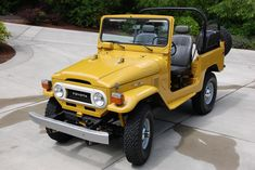 1978 Toyota FJ40 Land Cruiser Maintenance/restoration of old/vintage vehicles: the material for new cogs/casters/gears/pads could be cast polyamide which I (Cast polyamide) can produce. My contact: tatjana.alic@windowslive.com