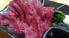 Shark heart sashimi(hisamasa)
