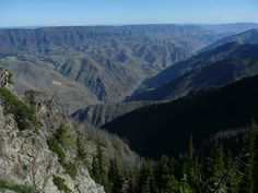 the awesome Hells Canyon! Monday Morning Motivation, Rv Parks, Idaho, Beautiful Landscapes, Trail, Hiking, River, Explore, Bird