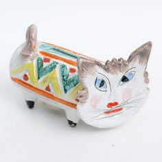 Image result for MID CENTURY MODERN POTTERY PIG