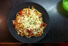Těstoviny po Italsku Spaghetti, Food And Drink, Ethnic Recipes, Lasagna, Noodle