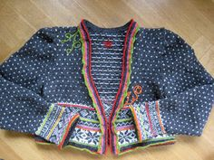 Ravelry: Fritt etter Setesdal pattern by Sidsel J. Sweater Cardigan, Men Sweater, Fair Isle Knitting, How To Purl Knit, Nordic Style, Embroidery Patterns, Knitwear, Knit Crochet, Pullover