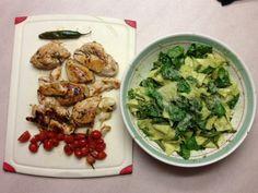 Jamie Oliver's Garlic Chicken