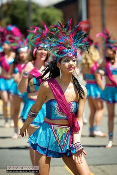 2013 San Francisco Carnaval Grand Parade
