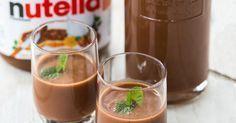 Nutella plus Wodka? Das soll schmecken? Und wiieeee!!! Wir haben das beste Rezept für einen leckeren Nutella-Schnaps gefunden.