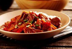 Crockpot Hungarian Goulash Recipe with Pork