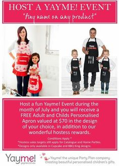 July Hostess Rewards