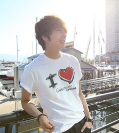 Jung Il Woo - 내 사랑 ! Love Vancouver too