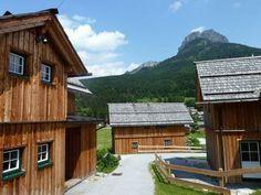 Almdorf Österreich - Ferienhaus in Altaussee im Salzkammergut: Almdorf Hagan Alpin Lodge in der Steiermark, Familienurlaub Altaussee