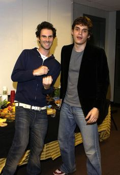 Adam Levine & John Mayer My body wasn't ready for this picture to take place
