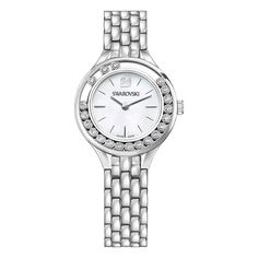 Swarovski Lovely Crystals Mini Silver Tone Ladies Watch 5242901