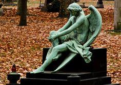 Kerepesi Cemetery, Budapest, Hungary