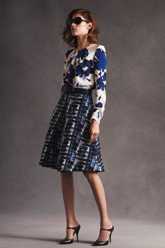 Oscar de la Renta - Resort 2016 - Look 2 of 35?url=http://www.style.com/slideshows/fashion-shows/resort-2016/oscar-de-la-renta/collection/2