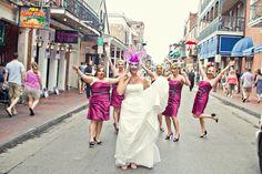 New Orleans wedding!! @Stephanie Kling @Krystina Palmer
